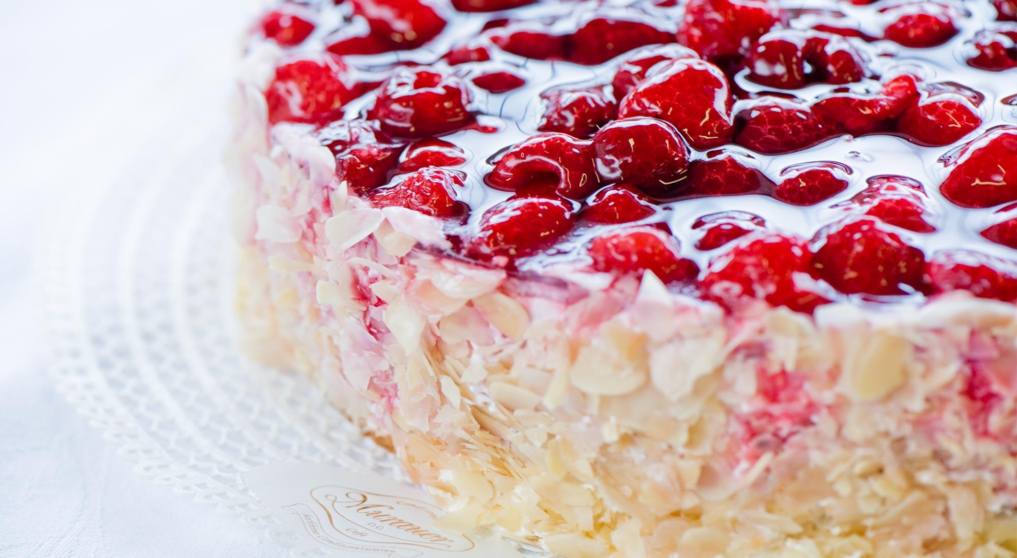 Konditorei Murauer: Kuchen und Torten